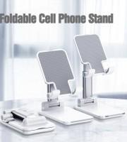 Foldable Desktop Mobile Stand